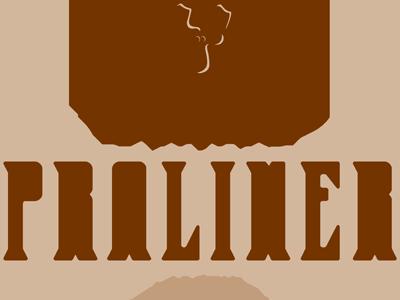Logotyp Tinas praliner