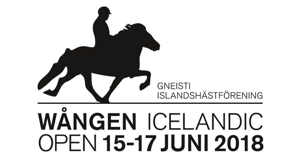 Wången Icelandic Open