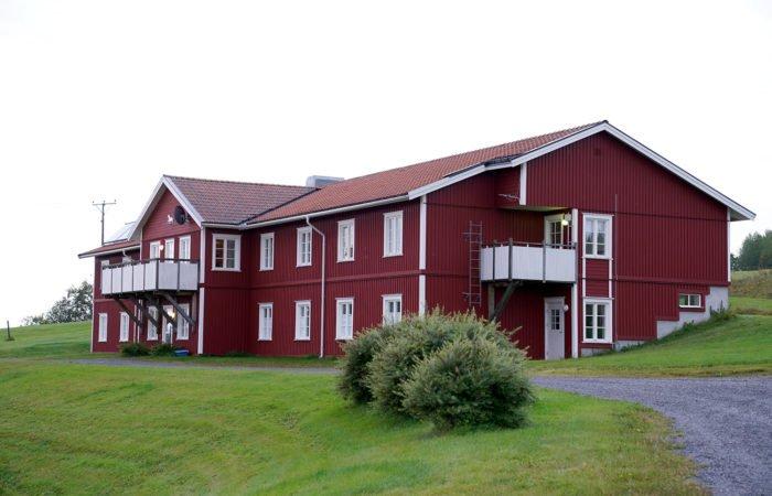 Elevboende hus